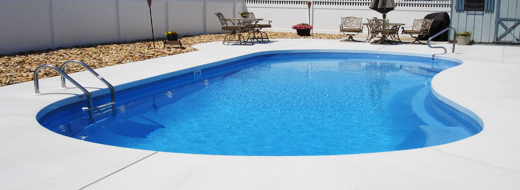 Pools and Pool Decks